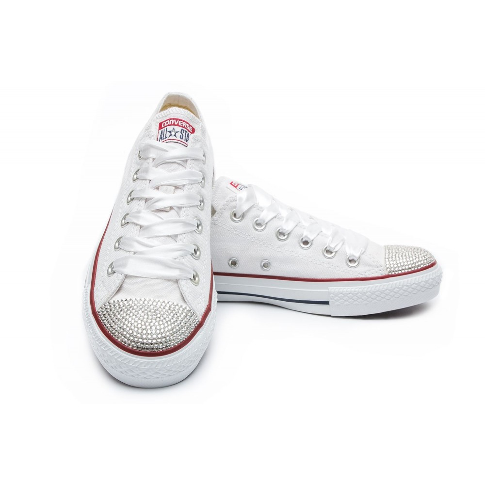 656ba4513 Converse Crystal Low White