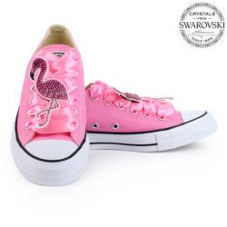 3 809 Kč. Converse Flamingo Swarovski 43fd5cd4e6b